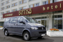 Since March 1, hotel Vyatka is glad to offer for гостейм transfer service.