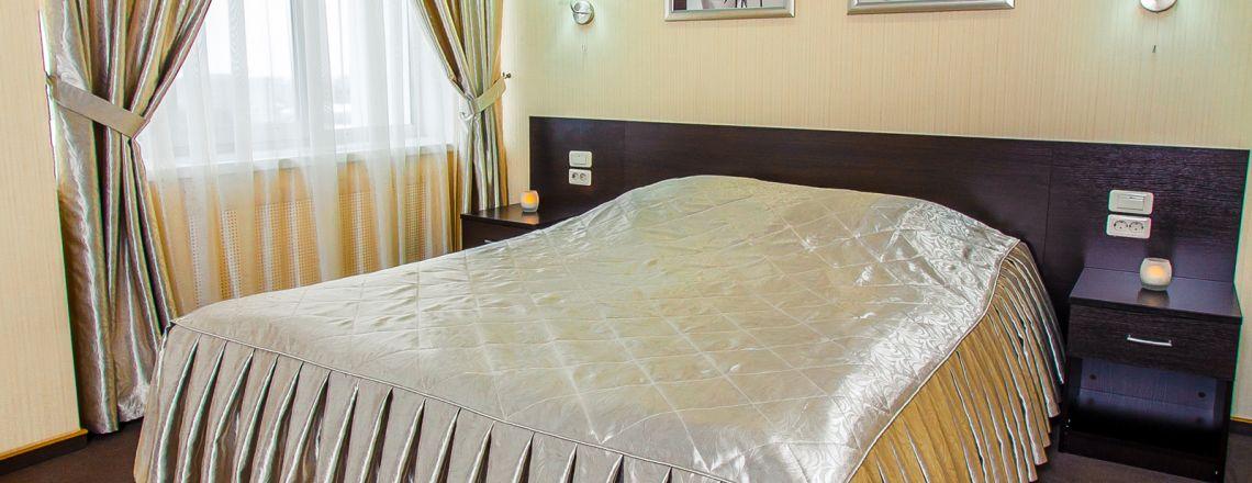 Номер Студия в гостинице «Вятка» Киров