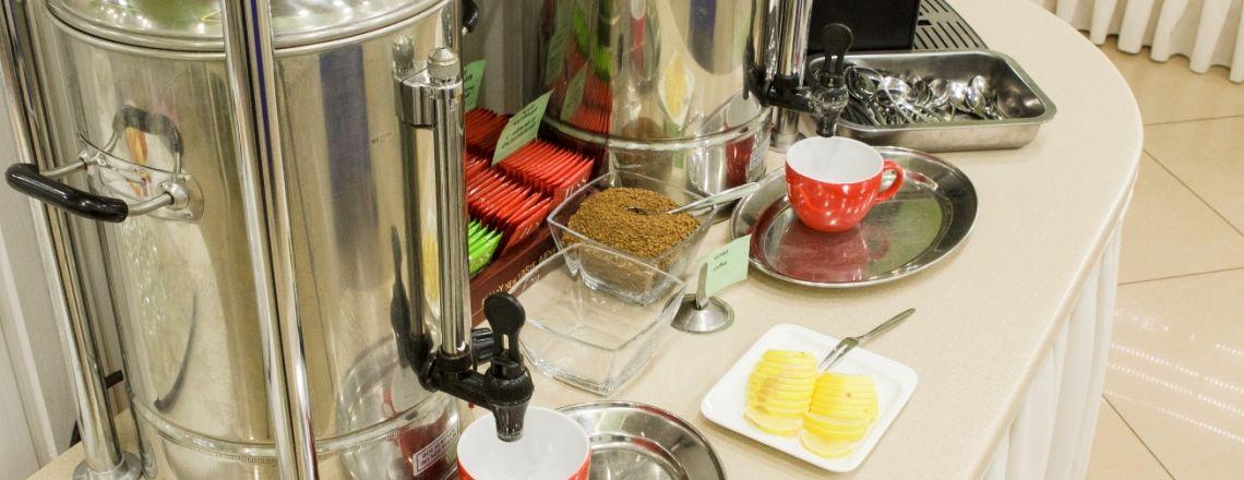 Питание в гостинице «Вятка»