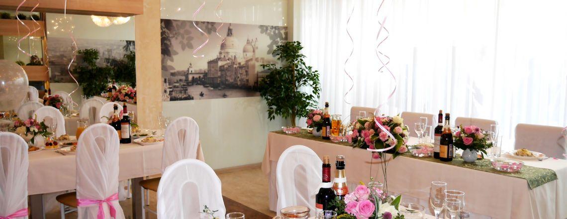 Banquet Kirov hotel Vyatka
