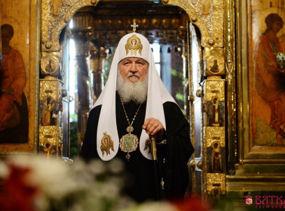 Hotel Vyatka took a delegation of priests headed by his Holiness Patriarch of Moscow and all Russia Kirill
