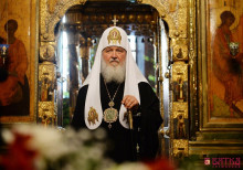 Hotel Vyatka took a delegation of priests headed by his Holiness Patriarch of Moscow and all...