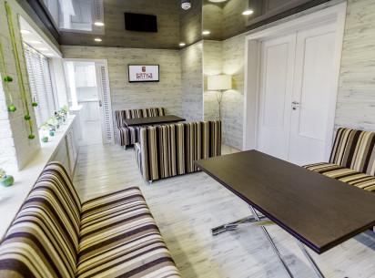 Приглашаем посетить новый зал для переговоров Гостиницы «Вятка»