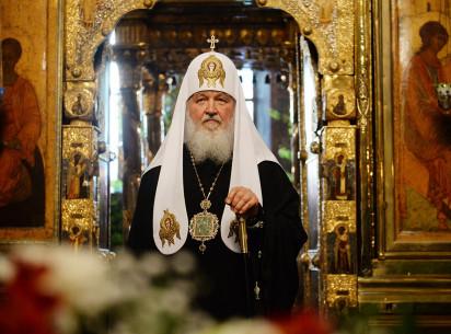 Гостиница «Вятка» приняла делегацию священнослужителей во главе со Святейшим Патриархом Московским и всея Руси Кириллом.