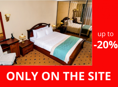 Up to -20% ddiscount when booking online!